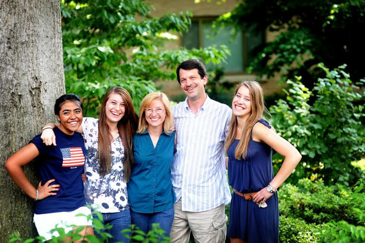 Ayusa reached out to two veteran host families about why they choose to continue to host students year after year. The Coutu family has hosted 45 students and have already signed up to host their 46th. The Estes family has hosted several students over the years from around the globe. Here are four reasons why they say you should open your home and heart again to another high school exchange student.