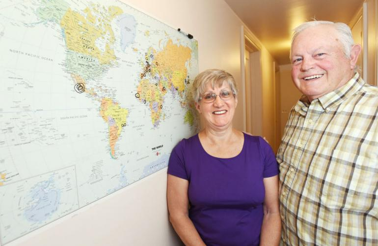 Nampa woman and family have hosted exchange students for 35 years