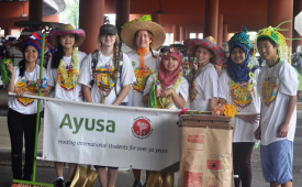 Provide Ongoing Support as an Ayusa Community Representative