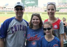 Host Family Shares Memorable Year with Their Exchange Daughter