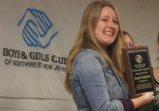 Ayusa Exchange Student Selected To Represent Boys and Girls Club At Conference